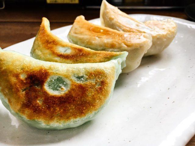麺家ゐをりに来たら、しそ餃子を食すべし!