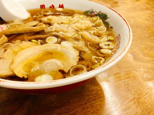 「岡崎麺」は元祖佐野ラーメンの極み!